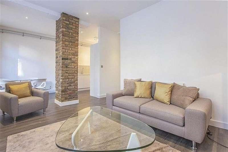 2 Bedrooms Flat for rent in Britannia Lofts, Banner Street, Clerkenwell, London