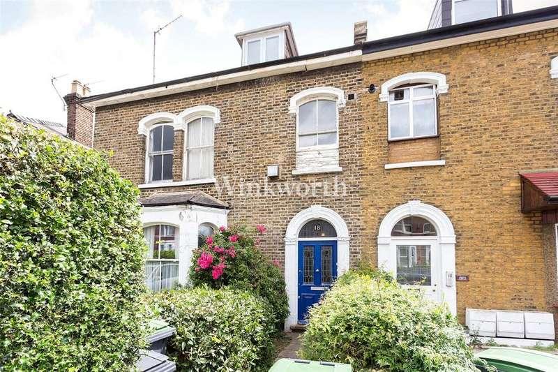 1 Bedroom Flat for sale in Alexandra Road, Hornsey, London, N8