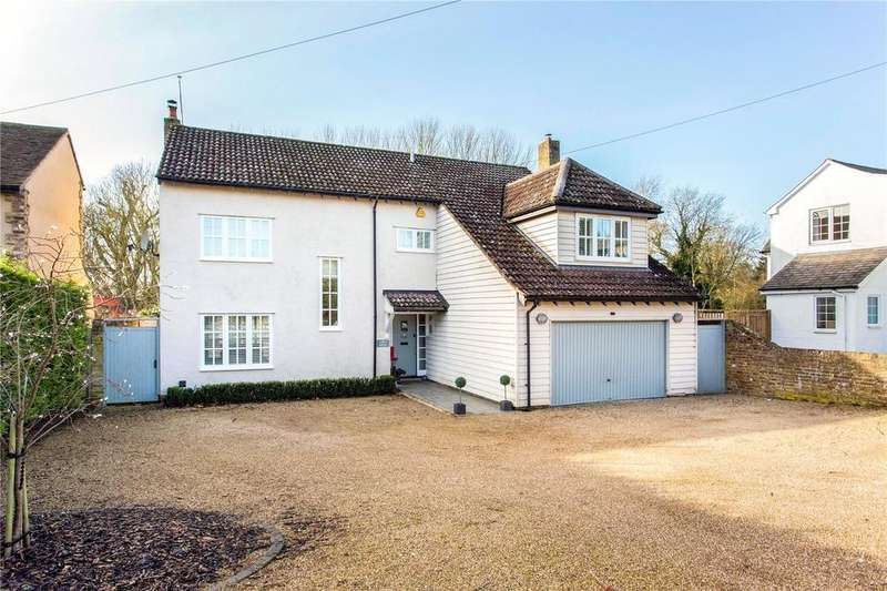 5 Bedrooms Detached House for sale in Furneux Pelham, Buntingford, Hertfordshire, SG9
