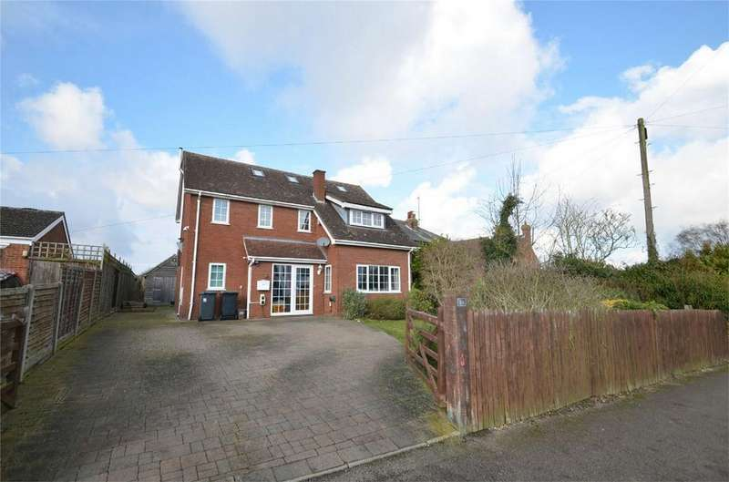5 Bedrooms Detached House for sale in High Street, MEPPERSHALL, Bedfordshire