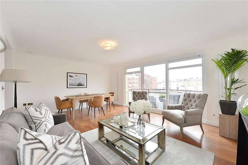 2 Bedrooms Apartment Flat for sale in Clifton Place, Hyde Park, W2