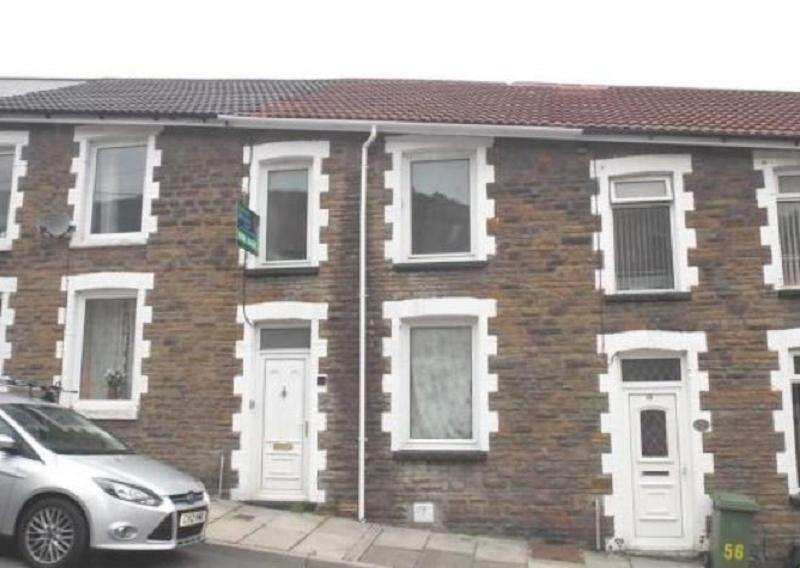 3 Bedrooms Terraced House for sale in 49 Phillip Street, Pontypridd, Rhondda, Cynon, Taff. CF37 1LY