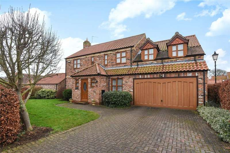 5 Bedrooms Detached House for sale in Kings Hill, Caythorpe, NG32