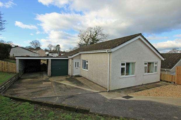 3 Bedrooms Detached Bungalow for sale in Elder Grove, Llangunnor, Carmarthen, Carmarthenshire