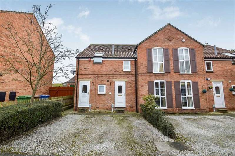 1 Bedroom Apartment Flat for sale in The Willows, Hessle