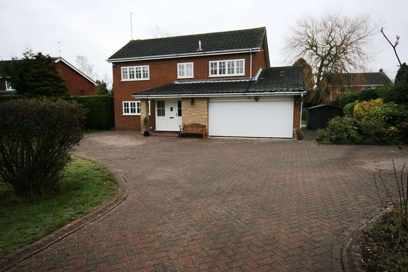 4 Bedrooms Detached House for rent in Eastern Way, Darras Hall, Ponteland, Newcastle upon Tyne, NE20