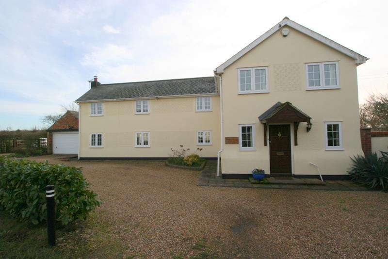 4 Bedrooms Detached House for sale in Colchester Road, Stones Green