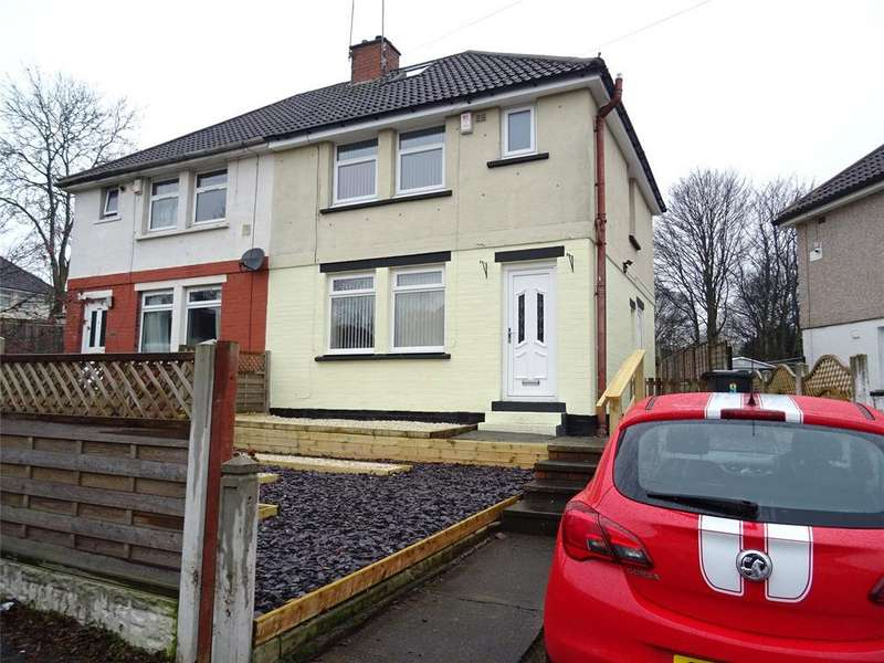 3 Bedrooms Semi Detached House for sale in Delius Avenue, Bradford, West Yorkshire, BD10