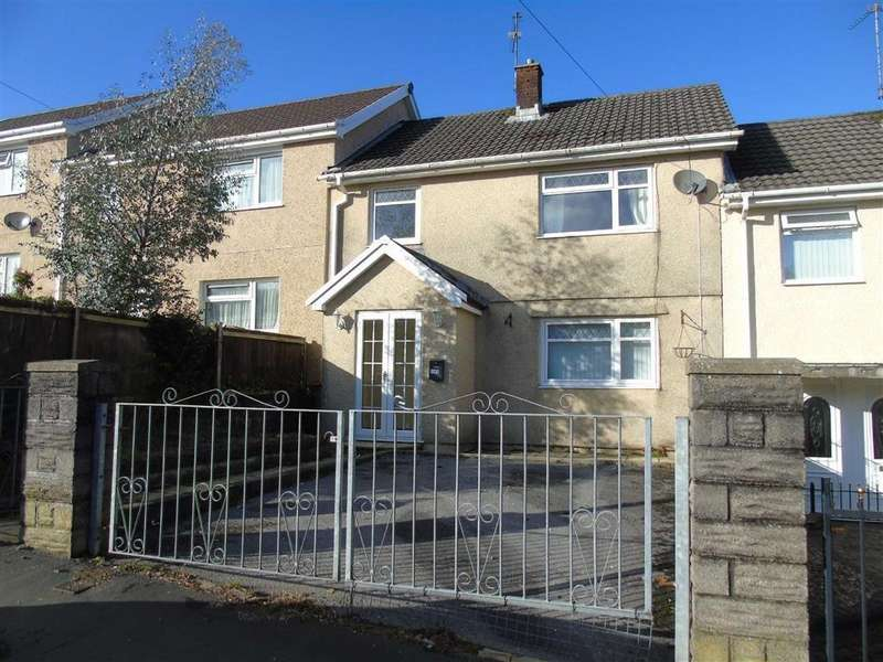 3 Bedrooms Mews House for sale in Lon Camlad, Morriston, Swansea