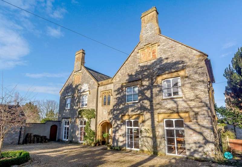 5 Bedrooms House for sale in Aller, Langport, Somerset
