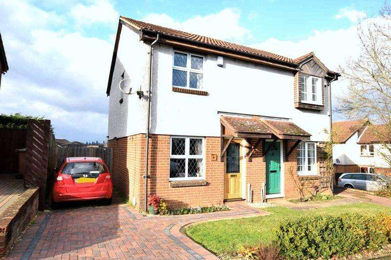 2 Bedrooms Semi Detached House for sale in Church Lane, Otham