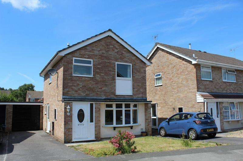 3 Bedrooms Detached House for rent in Rubens Court, Weston-Super-Mare