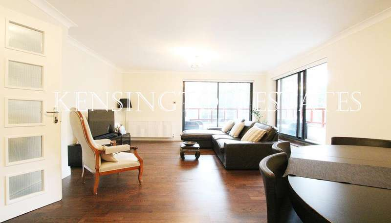 2 Bedrooms Apartment Flat for sale in Windsor Way, London W14
