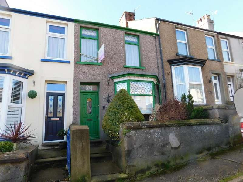 2 Bedrooms Terraced House for sale in 29 Myrtle Terrace, Dalton-in-Furness, Cumbria, LA