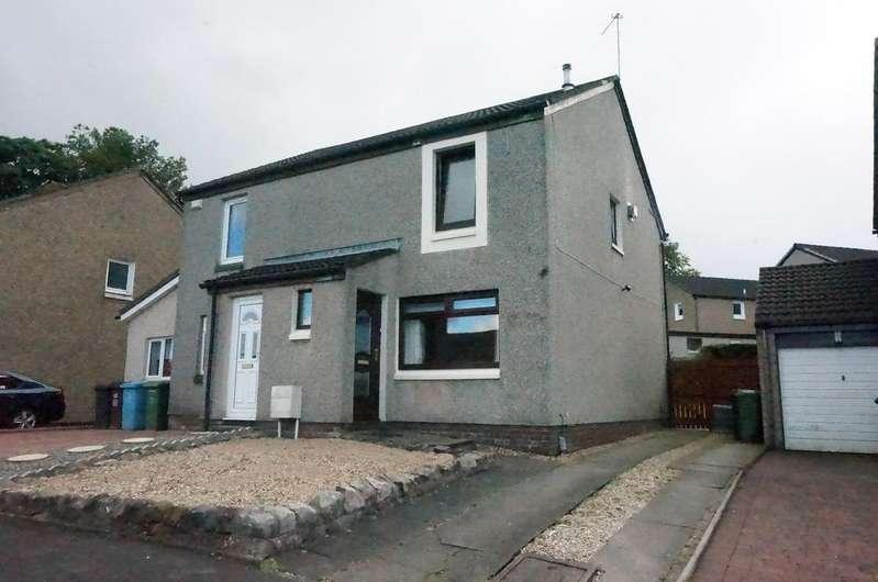 2 Bedrooms Semi Detached House for sale in Birkenburn Road, Whitelees, Cumbernauld G67