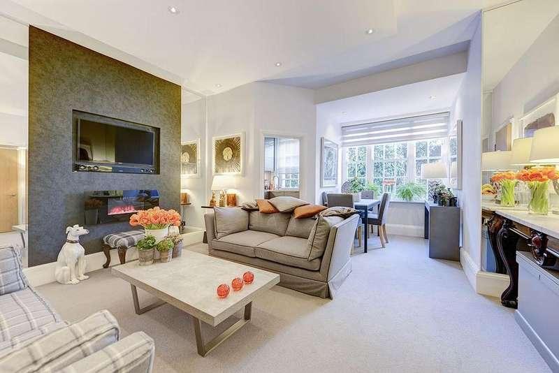 1 Bedroom Flat for sale in Northwick Terrace, St John's Wood
