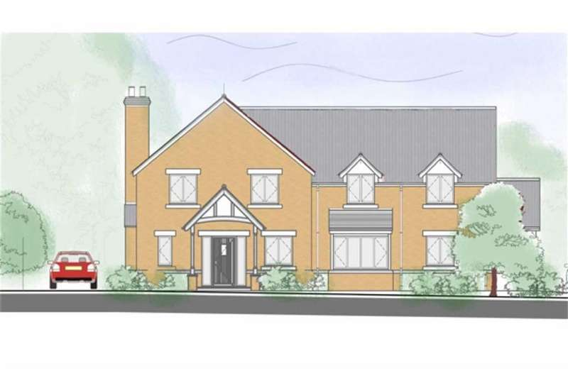 4 Bedrooms Detached House for sale in Carthorpe, Bedale
