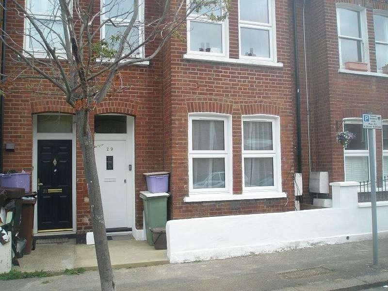 2 Bedrooms Flat for sale in Miller Road