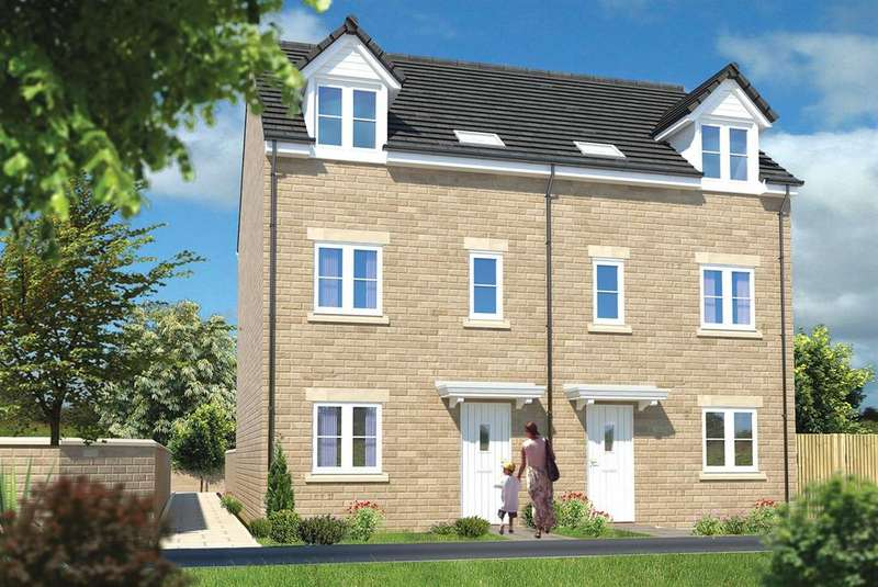 3 Bedrooms Detached House for sale in Scholars Park, Off Bourne Avenue, Darlington