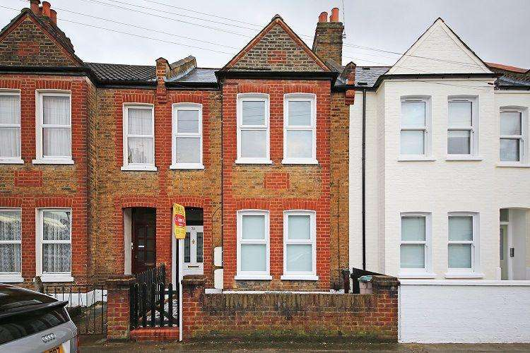 1 Bedroom Flat for sale in Fortescue Road