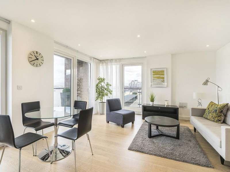 2 Bedrooms Apartment Flat for rent in Imperial Building, 2 Duke Of Wellington Avenue, SE18