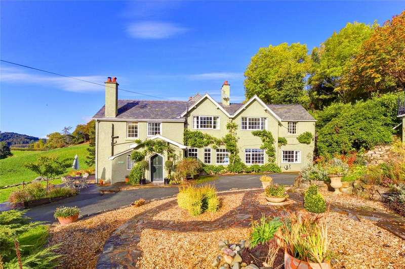 7 Bedrooms Detached House for sale in Geufron, Llangollen, Clwyd