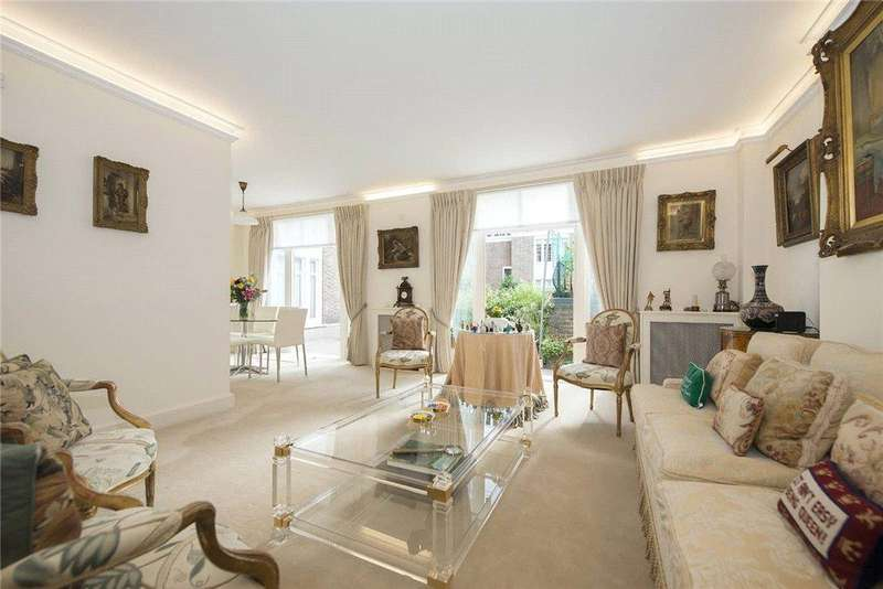 3 Bedrooms Apartment Flat for sale in Bryanston Square, London