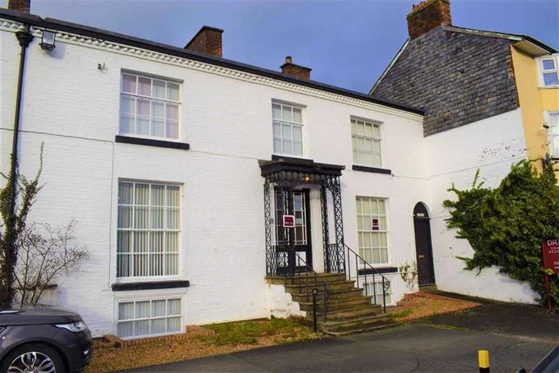 4 Bedrooms Town House for sale in Rosemount, The Bank, Newtown, Powys, SY16
