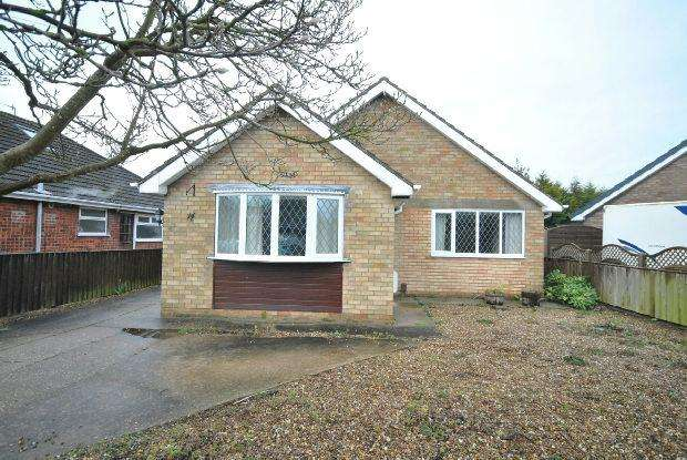 2 Bedrooms Detached Bungalow for sale in Pine Walk, Healing, GRIMSBY