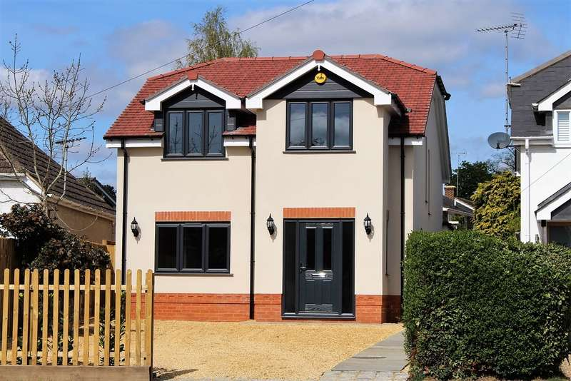 5 Bedrooms Detached House for sale in Waterloo Road, Wokingham RG40
