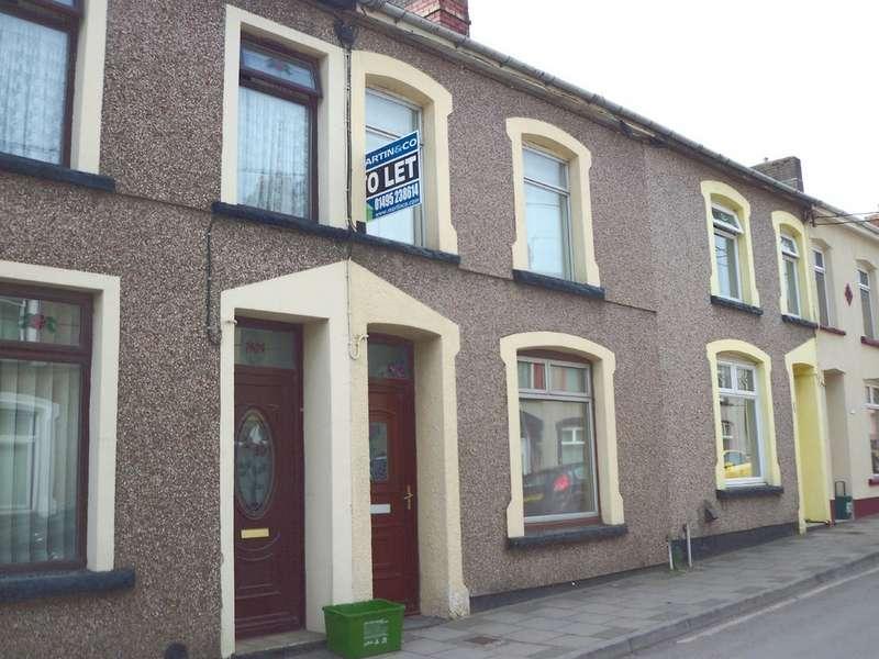 3 Bedrooms Terraced House for sale in Jones Street, Phillips Town NP24