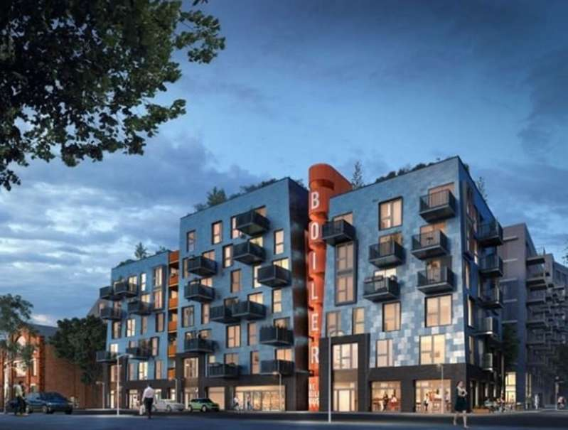 2 Bedrooms Apartment Flat for sale in Hayes, London UB3