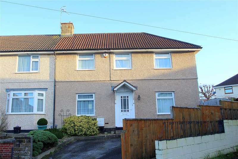 3 Bedrooms Semi Detached House for sale in Marigold Walk Ashton Bristol BS3