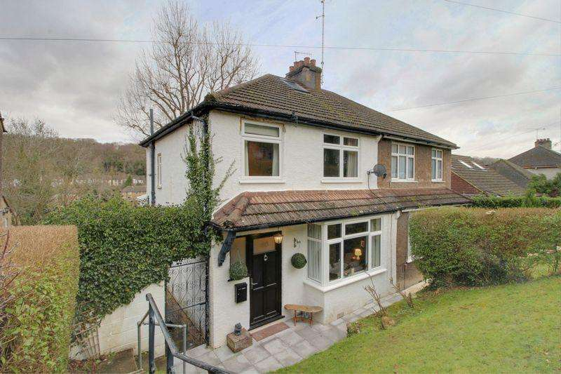 3 Bedrooms Semi Detached House for sale in Valley Road, Kenley