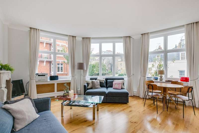 1 Bedroom Flat for sale in Culford Gardens, Chelsea SW3