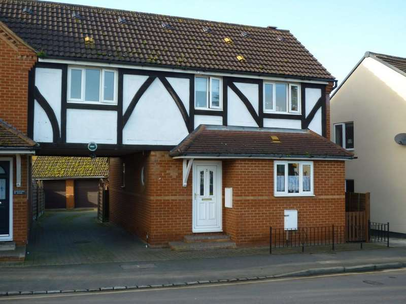 3 Bedrooms Semi Detached House for rent in Bedford Road, Shefford