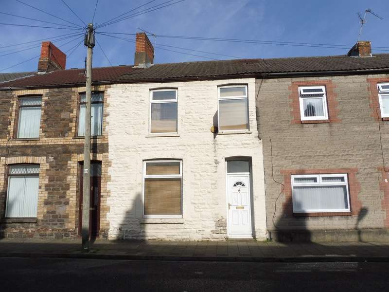 2 Bedrooms Terraced House for sale in Ordell Street, Cardiff