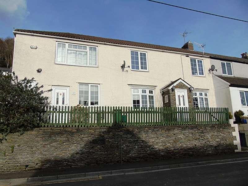 3 Bedrooms End Of Terrace House for sale in Pantygraigwen Road, Pontypridd