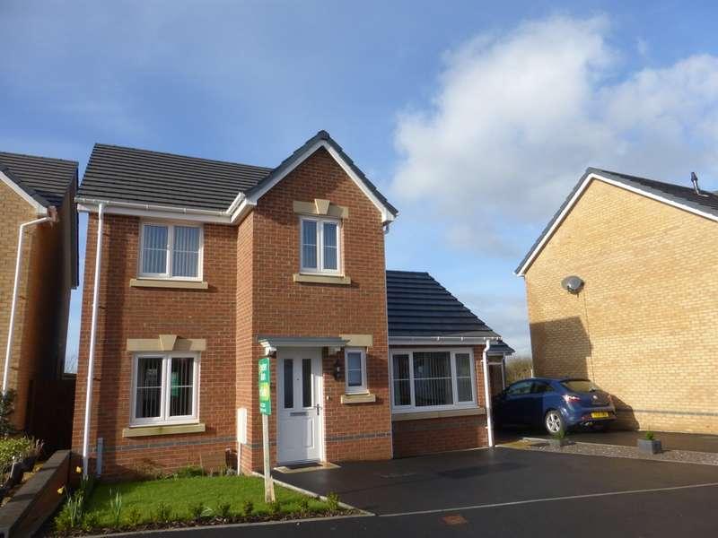 3 Bedrooms Detached House for sale in St Ilids Meadow, Llanharan, Llanharan