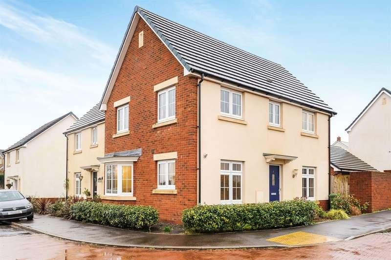 3 Bedrooms Semi Detached House for sale in Bryn Celyn, Llanharry, Pontyclun