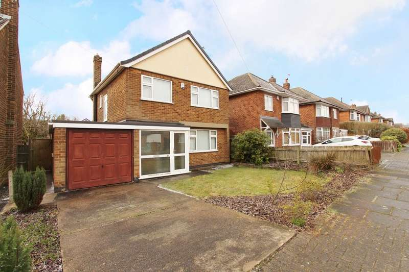 3 Bedrooms Detached House for rent in Templeoak Drive, Wollaton , Nottingham, NG8