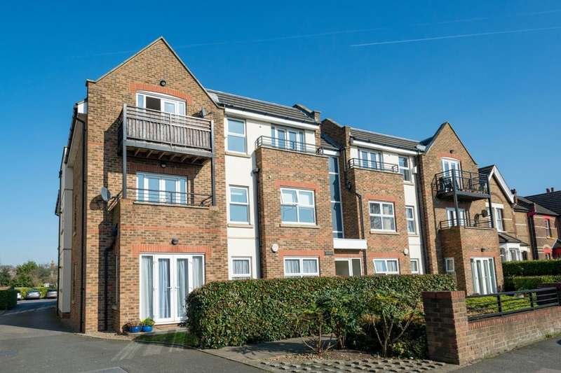 2 Bedrooms Flat for sale in Main Road, Sidcup, DA14