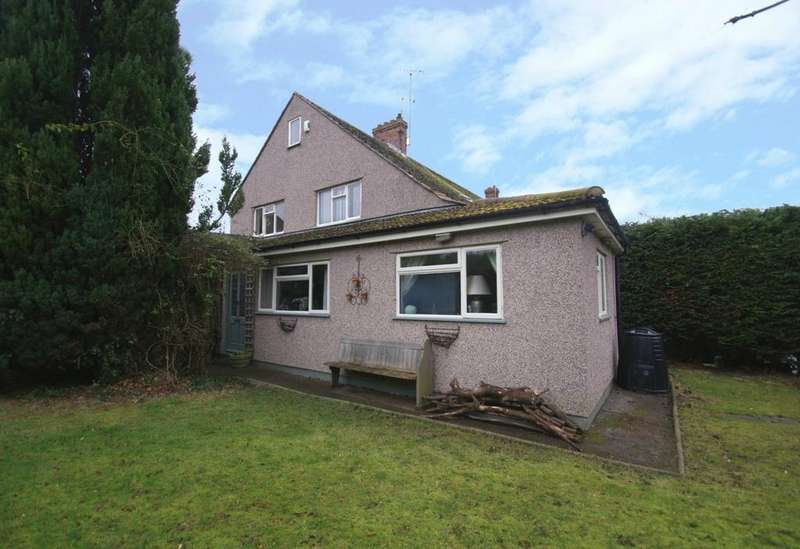 4 Bedrooms End Of Terrace House for sale in Birch Lane, Stock, Ingatestone, Essex, CM4