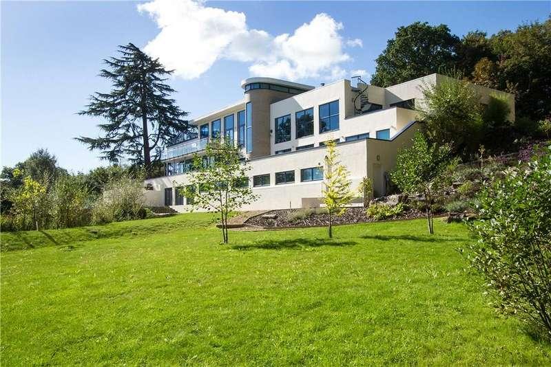 7 Bedrooms Detached House for sale in Snelsmore Common, Newbury, Berkshire, RG14