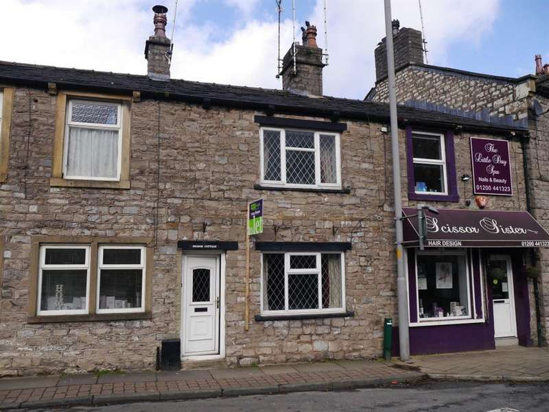 2 Bedrooms Terraced House for rent in Bridge Road, Chatburn Clitheroe