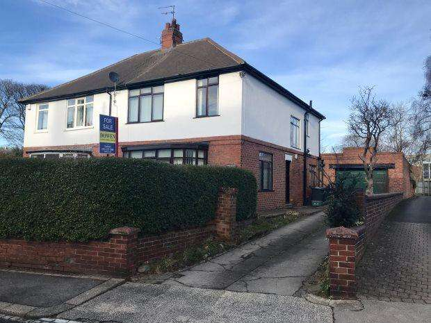 3 Bedrooms Semi Detached House for sale in FINCHALE, FIELDHOUSE LANE, NORTH END, DURHAM CITY