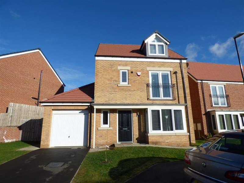 4 Bedrooms Detached House for sale in Primrose Lane, Newbottle, Houghton-Le-Spring