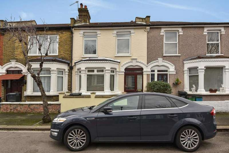3 Bedrooms Terraced House for sale in Aylett Road, South Norwood