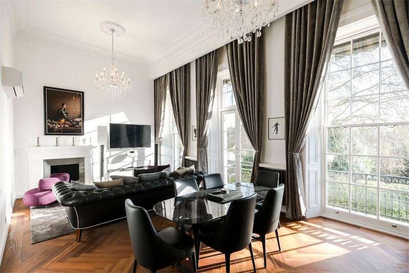 4 Bedrooms Apartment Flat for sale in Hyde Park Gardens, London, W2