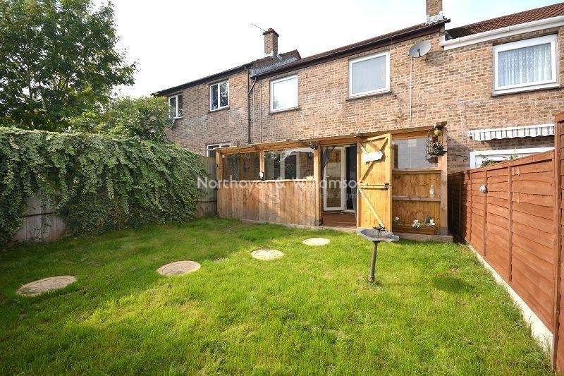 3 Bedrooms Terraced House for sale in Ashfield Court, St. Mellons, Cardiff. CF3